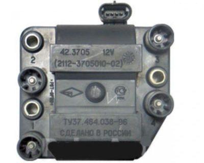 модуль зажигания ваз 2110 инжектор 8 клапанов