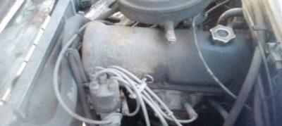 где находится номер двигателя ваз 2114
