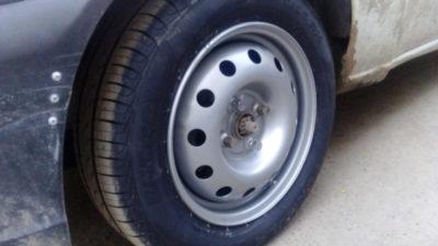 разболтовка колес дэу нексия