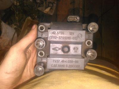 модуль зажигания ваз 2107 инжектор