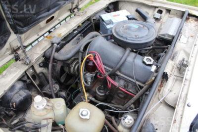 как снять двигатель ваз 2107