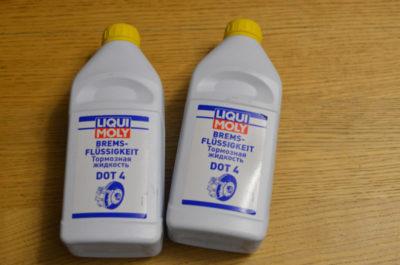 тормозная жидкость ваз 2114