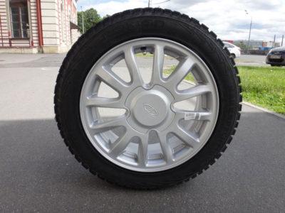 размер колес лада гранта