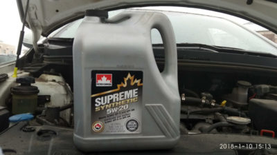 сколько масла в двигателе нива шевроле