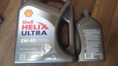 сколько литров масла в коробке ваз 2114