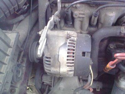 как поменять генератор на ваз 2110