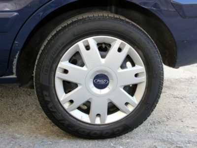 размер колес форд фьюжн