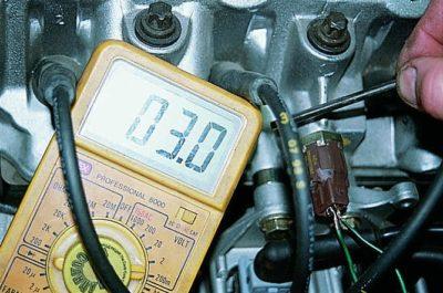 датчик температуры ваз 2110 инжектор 8 клапанов