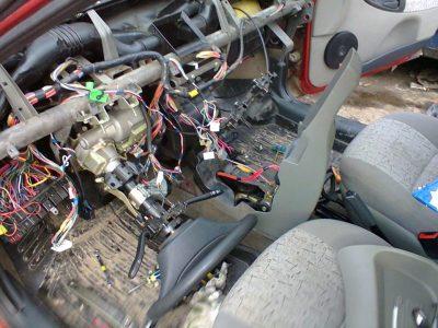 ремонт радиатора авто
