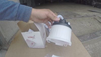 топливный фильтр форд фокус 3 где находится