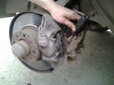 ремонт передней подвески ваз 2107