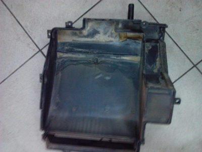 замена отопителя радиатора ваз 2114
