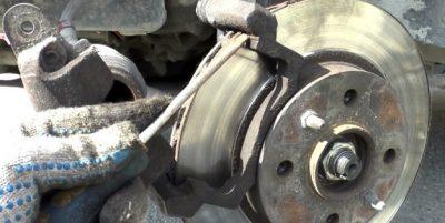 ремонт задних тормозных цилиндров ваз 2110