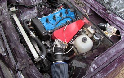 ваз 2105 ремонт двигателя