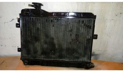 ремонт радиатора ваз 2107