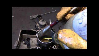 почему двигатель не развивает обороты