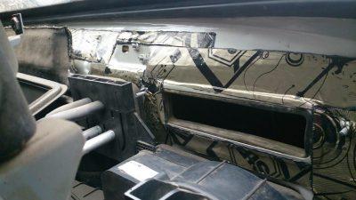 как почистить радиатор печки автомобиля