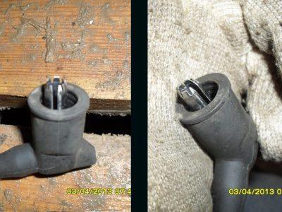 шевроле лачетти замена прокладки клапанной крышки