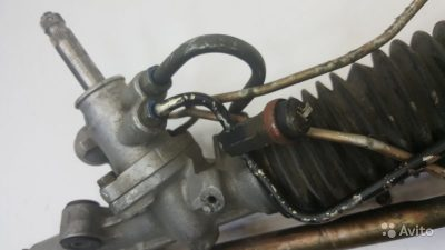 замена рулевой рейки хонда срв