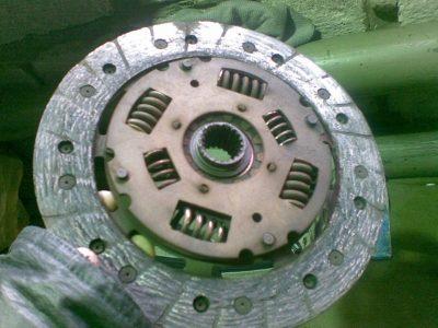 замена диска сцепления на ваз 2110