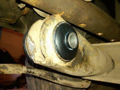 ремонт ходовой ваз 2114