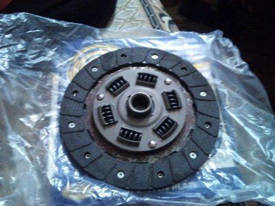 замена диска сцепления ваз 2109