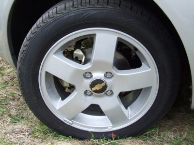 разболтовка колес шевроле авео