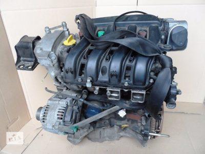 ремонт двигателя рено меган