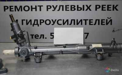 ремонт рулевых реек nissan