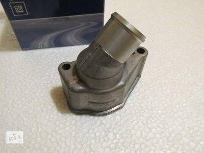 как поменять термостат на лачетти