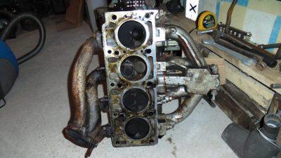 москвич 412 ремонт двигателя