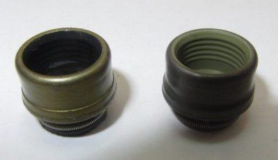 как поменять маслосъемные колпачки на ваз 2106