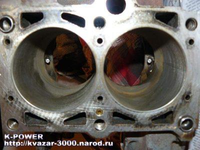 вода в двигателе что делать
