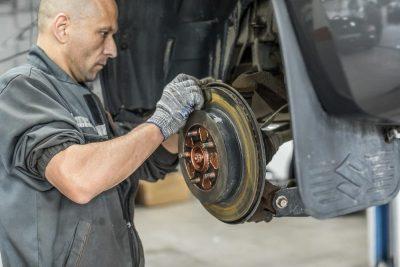 ремонт подвески шкода октавия а5