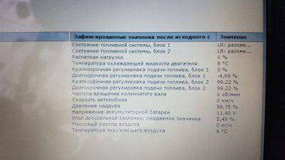 коды ошибок на вольво хс90