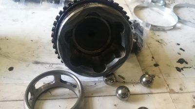 как поменять гранату на приоре