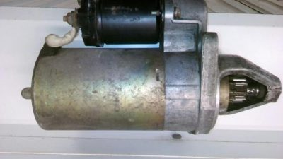 ремонт стартера ваз 21099