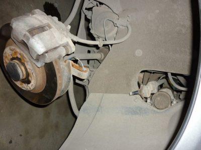 ремонт подвески лада калина