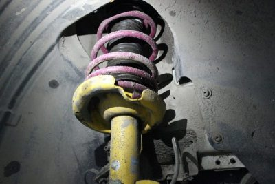 замена амортизаторов форд фокус 2