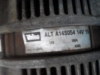 ремонт генератора на бмв