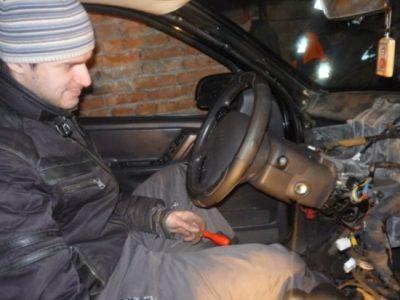 как почистить печку в машине не снимая
