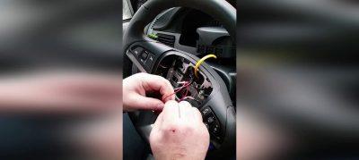 как снять магнитолу шевроле лачетти
