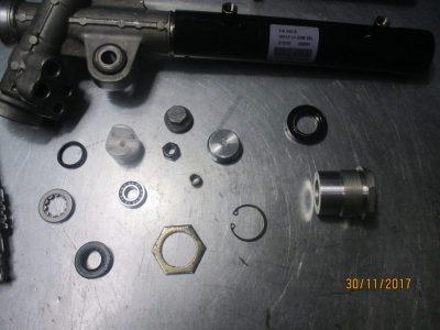 ремонт рулевой рейки хендай
