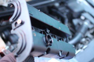 шевроле круз замена прокладки клапанной крышки