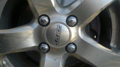 хендай акцент разболтовка колес