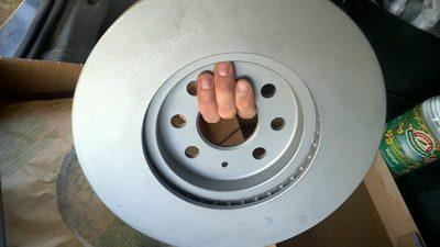 ваз 2114 замена тормозных дисков