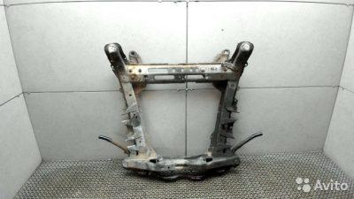 ремонт передней подвески рено логан