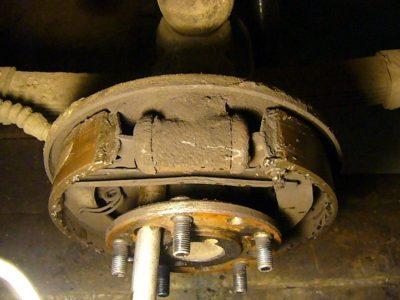замена сальника заднего моста ваз 2106