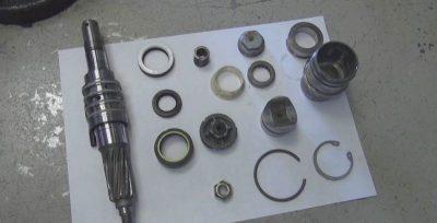 ремонт рулевой рейки ford