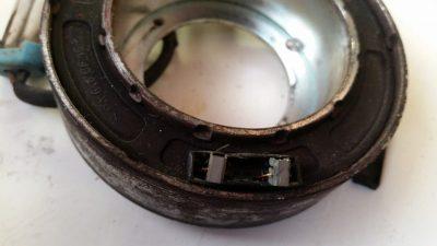 замена подшипника кондиционера рено логан